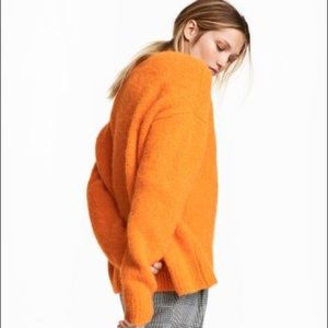 ✨H&M✨Alpaca Blend Chunky Knit Sweater